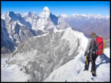 Island Peak Climb and Trek